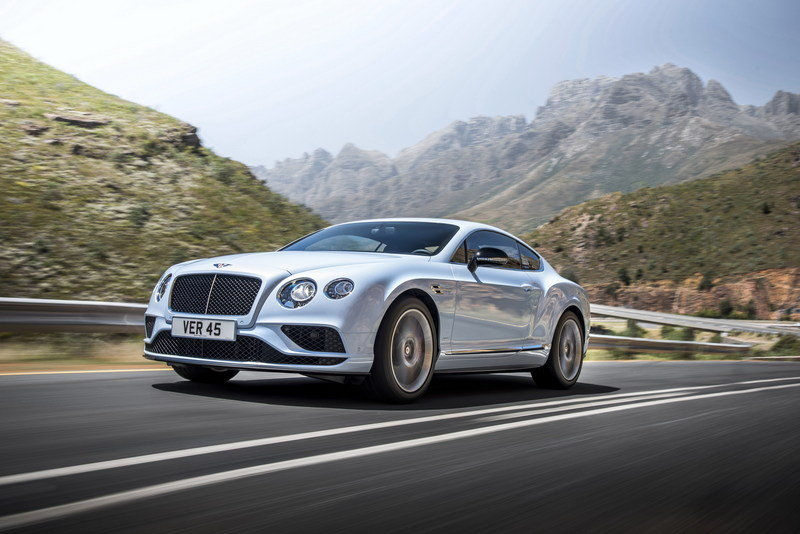 2016 Bentley Continental GT High Resolution Exterior Wallpaper quality - image 617620