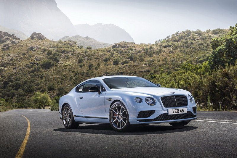 2016 Bentley Continental GT High Resolution Exterior - image 617613