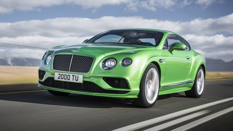 Bentley Plans High-Performance Sports Concept For Geneva