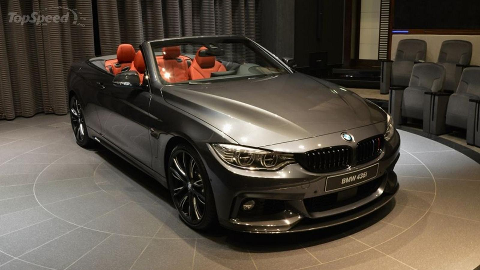 2015 bmw 4 series convertible with m performance power kit. Black Bedroom Furniture Sets. Home Design Ideas