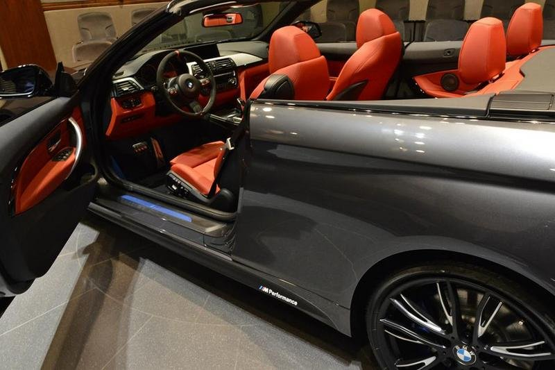 2015 BMW 4 Series Convertible With M Performance Power Kit