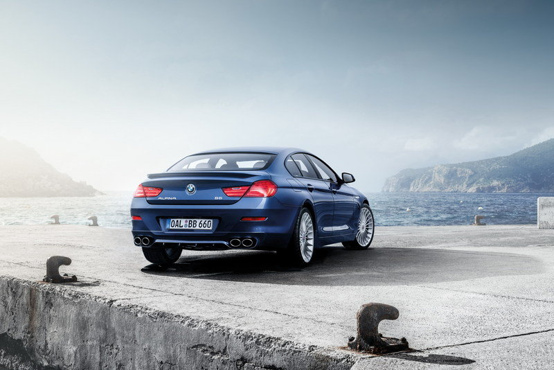 2016 BMW Alpina B6 xDrive Gran Coupe High Resolution Exterior - image 616443