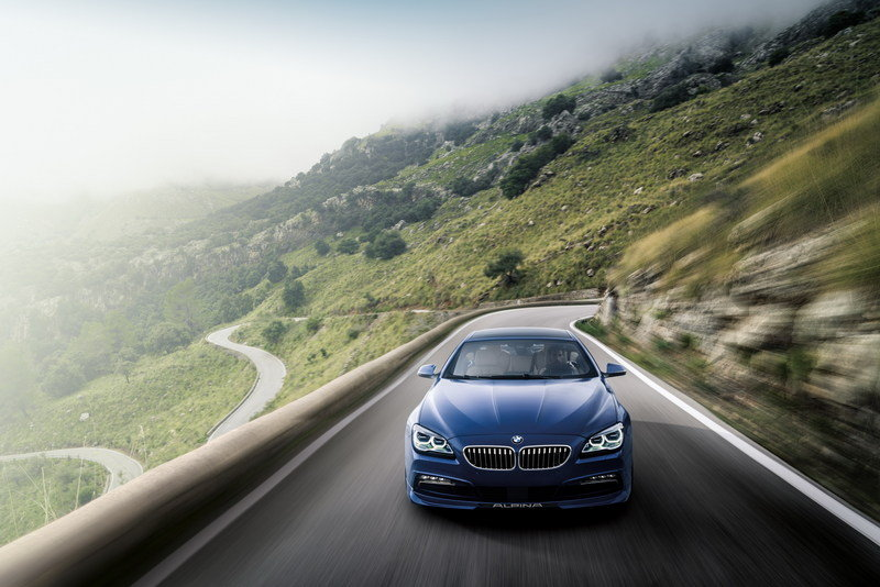 2016 BMW Alpina B6 xDrive Gran Coupe High Resolution Exterior - image 616445