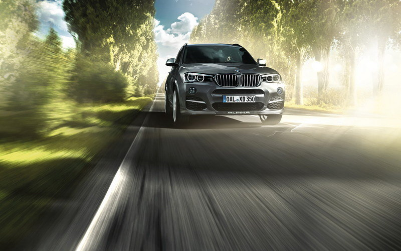 2015 BMW Alpina XD3 Bi-Turbo