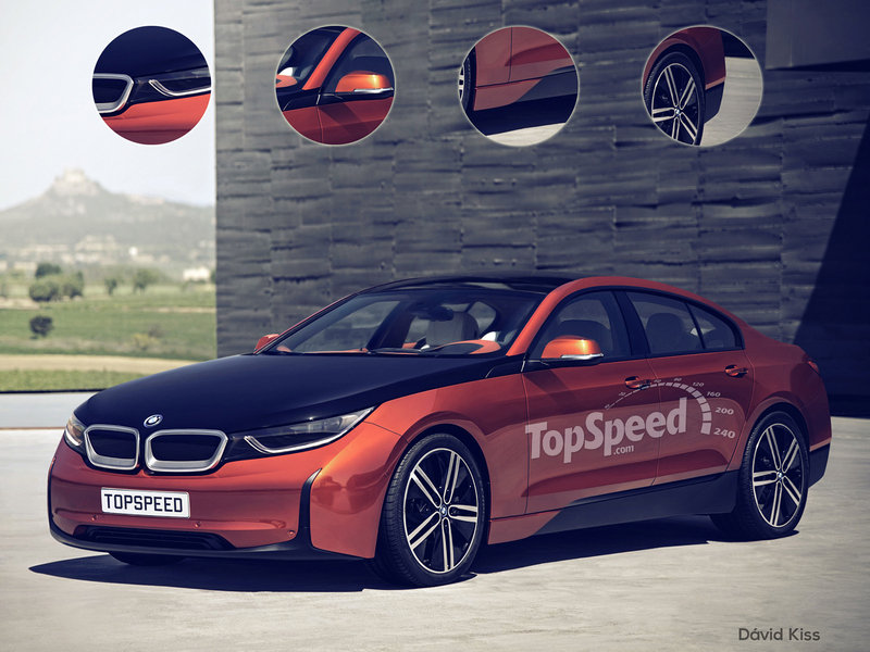 2018 BMW i5 Exterior Exclusive Renderings Computer Renderings and Photoshop - image 618213