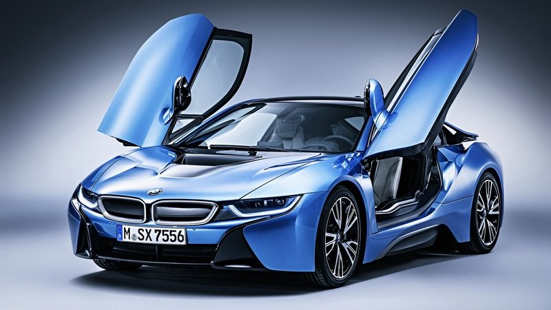 BMW i8 Will Be Updated For Geneva