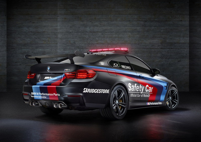 2015 BMW M4 MotoGP Safety Car High Resolution Exterior Wallpaper quality - image 616839