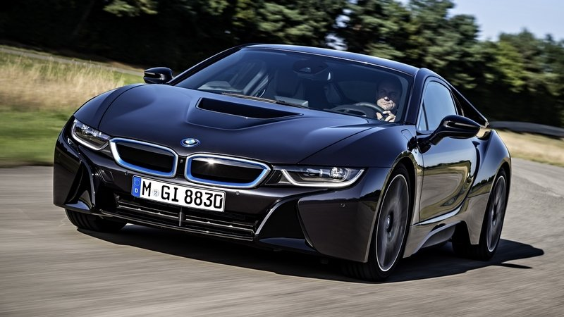 BMW I8 News And Reviews | Top Speed. »