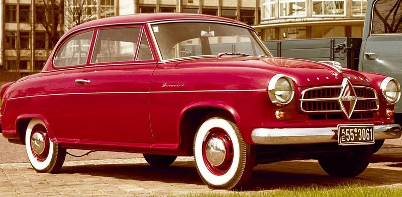 Borgward Will Be Revived In Geneva After 50 Years High Resolution Exterior - image 615869