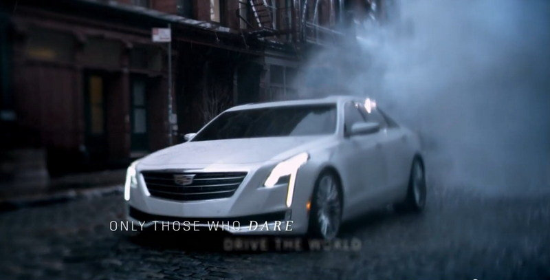 Cadillac CT6 Could Get a New Twin-Turbo V-8