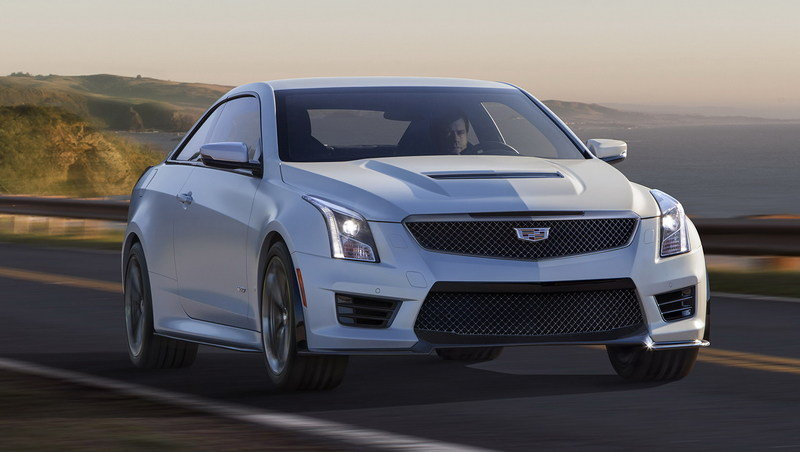Cadillac Is Now Taking Orders For The 2016 ATS-V