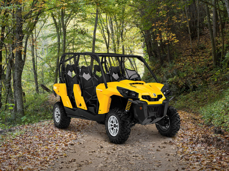 2015 Can-Am Commander MAX DPS