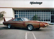 Check Out David Spade's $900k 1969 Dodge Charger Daytona - image 615736