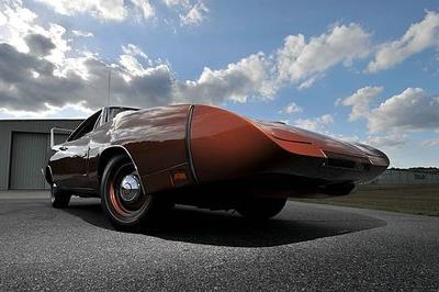 Check Out David Spade's $900k 1969 Dodge Charger Daytona