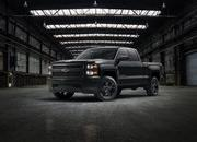 2015 Chevrolet Silverado Black Out Special Edition - image 618297