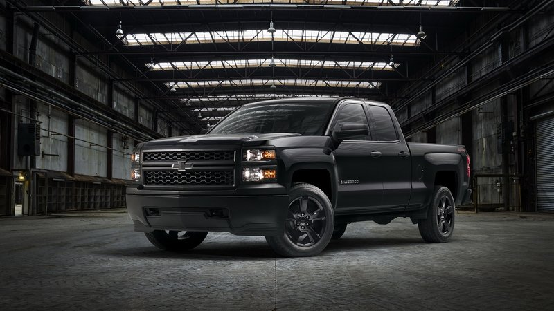 Blackout Chevy Silverado >> 2015 Chevrolet Silverado Black Out Special Edition Review Top Speed
