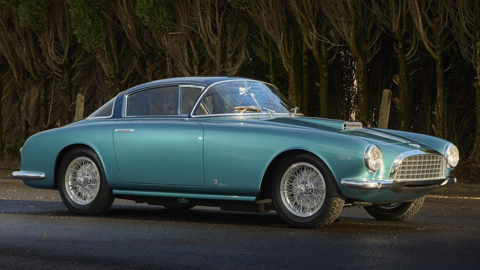 1953 Fiat 8v Vignale Coupe Review Top Speed
