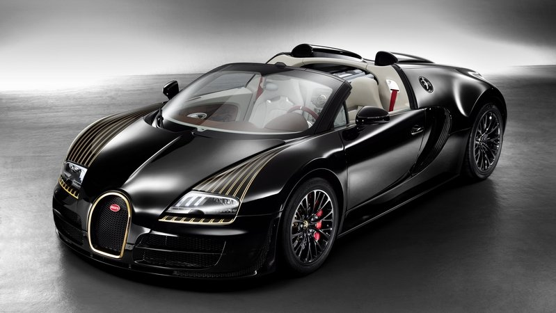 Final Bugatti Veyron Will Be Displayed in Geneva