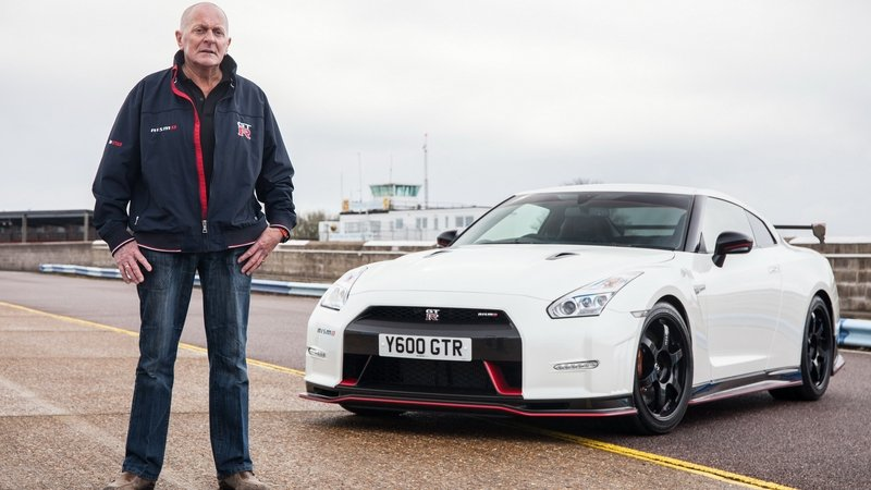 First Nissan GT-R Nismo Delivered To UK