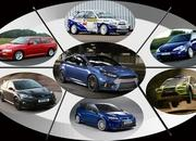 Ford Focus RS: Historical Retrospective - image 615237