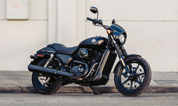 2015 Harley-Davidson Street 500 Review - Top Speed