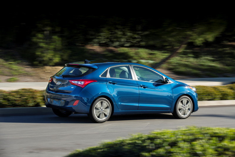 2016 Hyundai Elantra GT High Resolution Exterior - image 617131