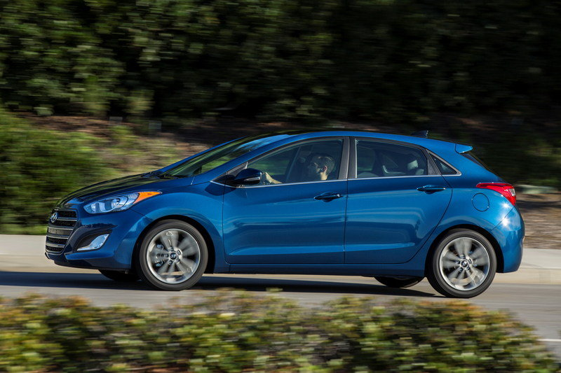 2016 Hyundai Elantra GT High Resolution Exterior - image 617132