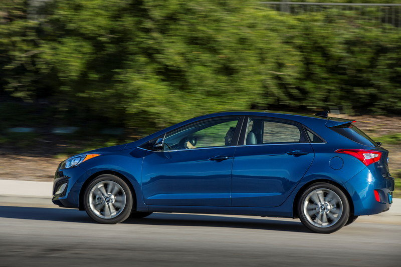 2016 Hyundai Elantra GT High Resolution Exterior - image 617133