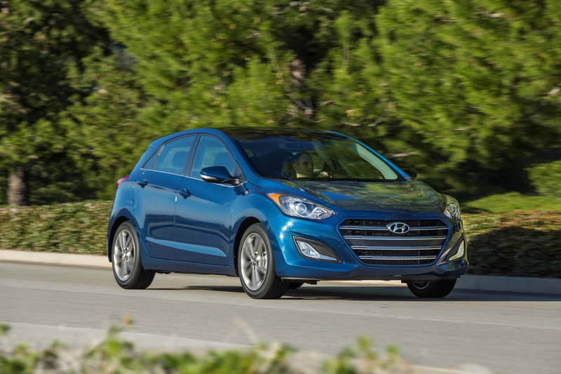2016 Hyundai Elantra GT High Resolution Exterior - image 617134