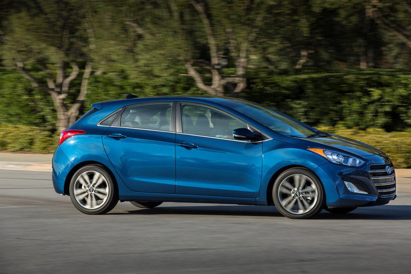 2016 Hyundai Elantra GT High Resolution Exterior - image 617135