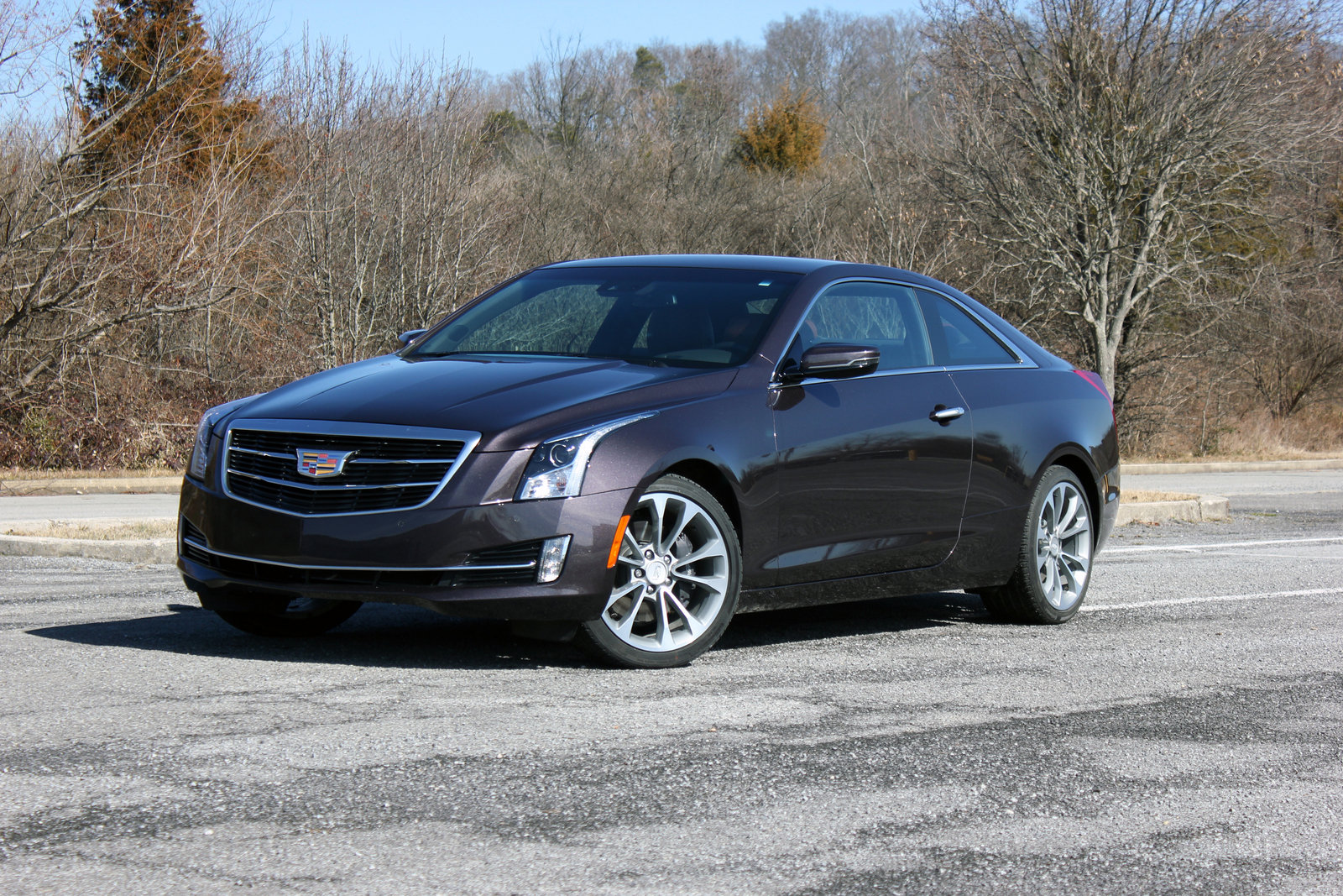 2015 cadillac ats coupe driven review top speed. Black Bedroom Furniture Sets. Home Design Ideas