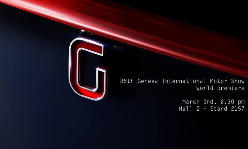 Italdesign Giugiaro Teases New Concept Car For 2015 Geneva Show - image 618122