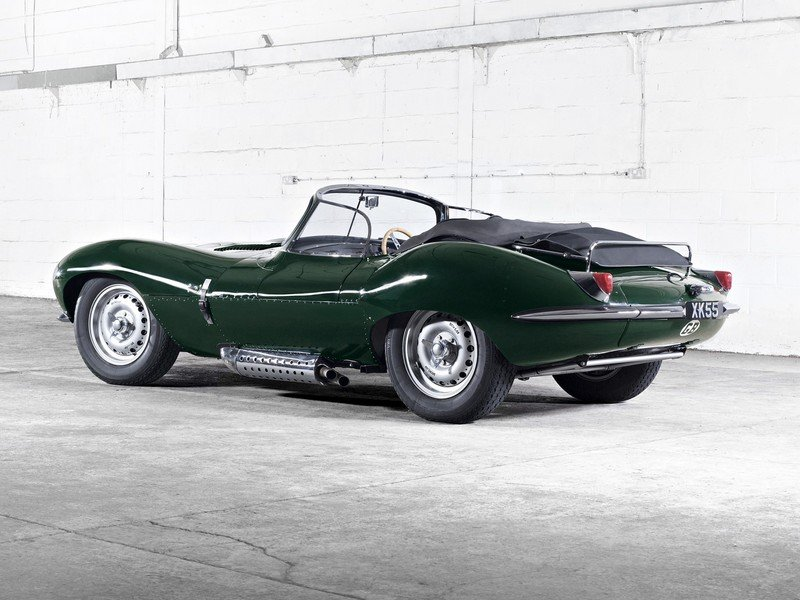 Jaguar's SVO Division Plans To Revive XK SS