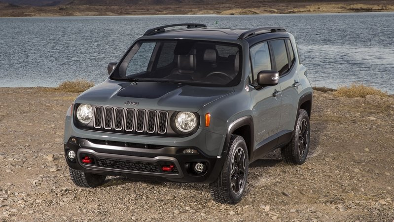 Jeep And NBCUniversal Offers You The Chance To Win A 2015 Jeep Renegade