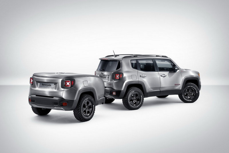 2015 Jeep Renegade Hard Steel Showcar High Resolution Exterior - image 619199