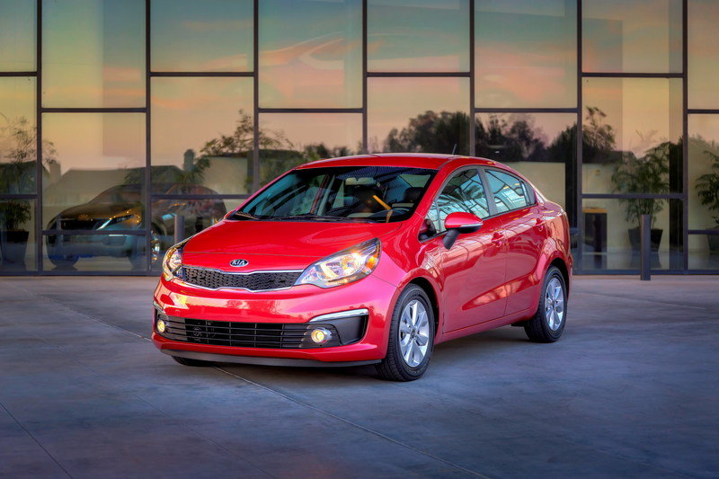 2016 Kia Rio Sedan High Resolution Exterior Wallpaper quality - image 616703
