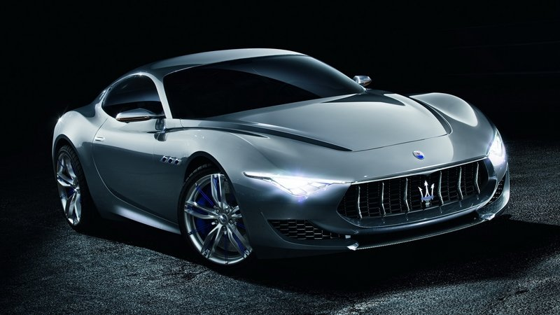 "Maserati Alfieri Will Be ""A True Sports Car;"" Lighter Than Gran Turismo"