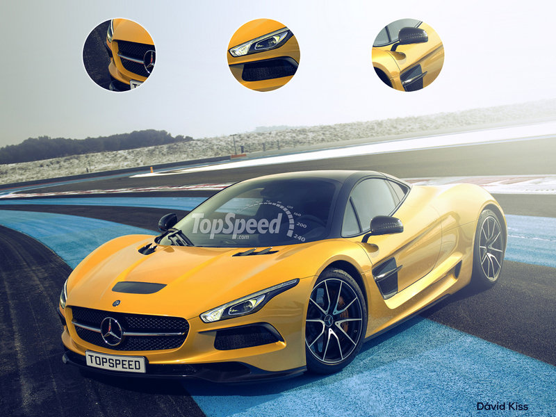 2020 Mercedes-AMG Project One Exterior Exclusive Renderings Computer Renderings and Photoshop - image 618479