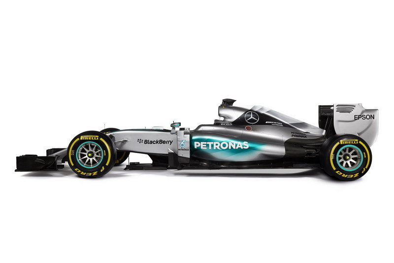 2015 Mercedes-AMG Petronas F1 W06 Hybrid High Resolution Exterior - image 614809