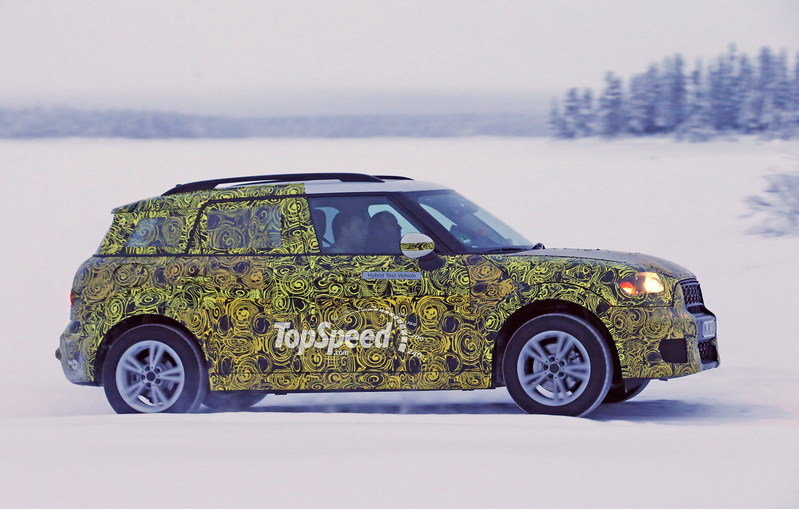 2016 Mini Countryman Plug-In Hybrid