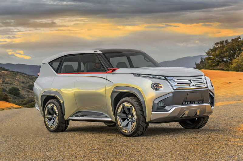 2015 Mitsubishi Concept GC-PHEV High Resolution Exterior Wallpaper quality - image 616727