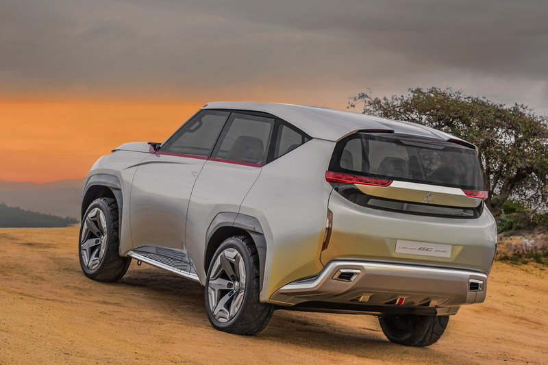 2015 Mitsubishi Concept GC-PHEV High Resolution Exterior - image 616716