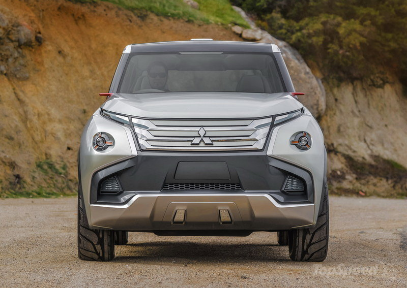 2015 Mitsubishi Concept GC-PHEV High Resolution Exterior - image 616712