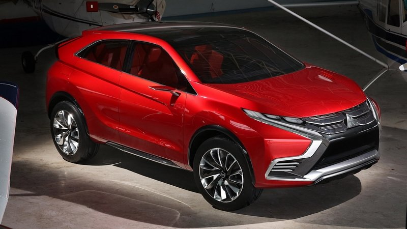 2015 Mitsubishi Concept XR-PHEV II High Resolution Exterior - image 618774