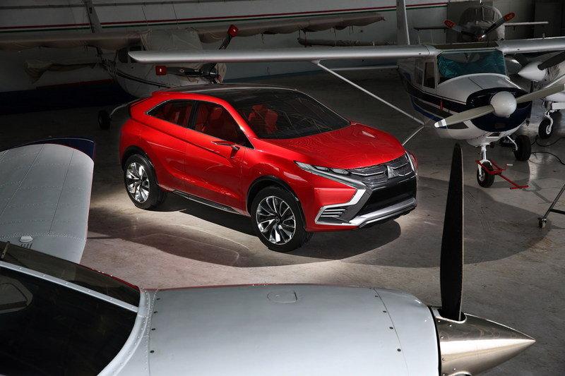 2015 Mitsubishi Concept XR-PHEV II High Resolution Exterior - image 618773