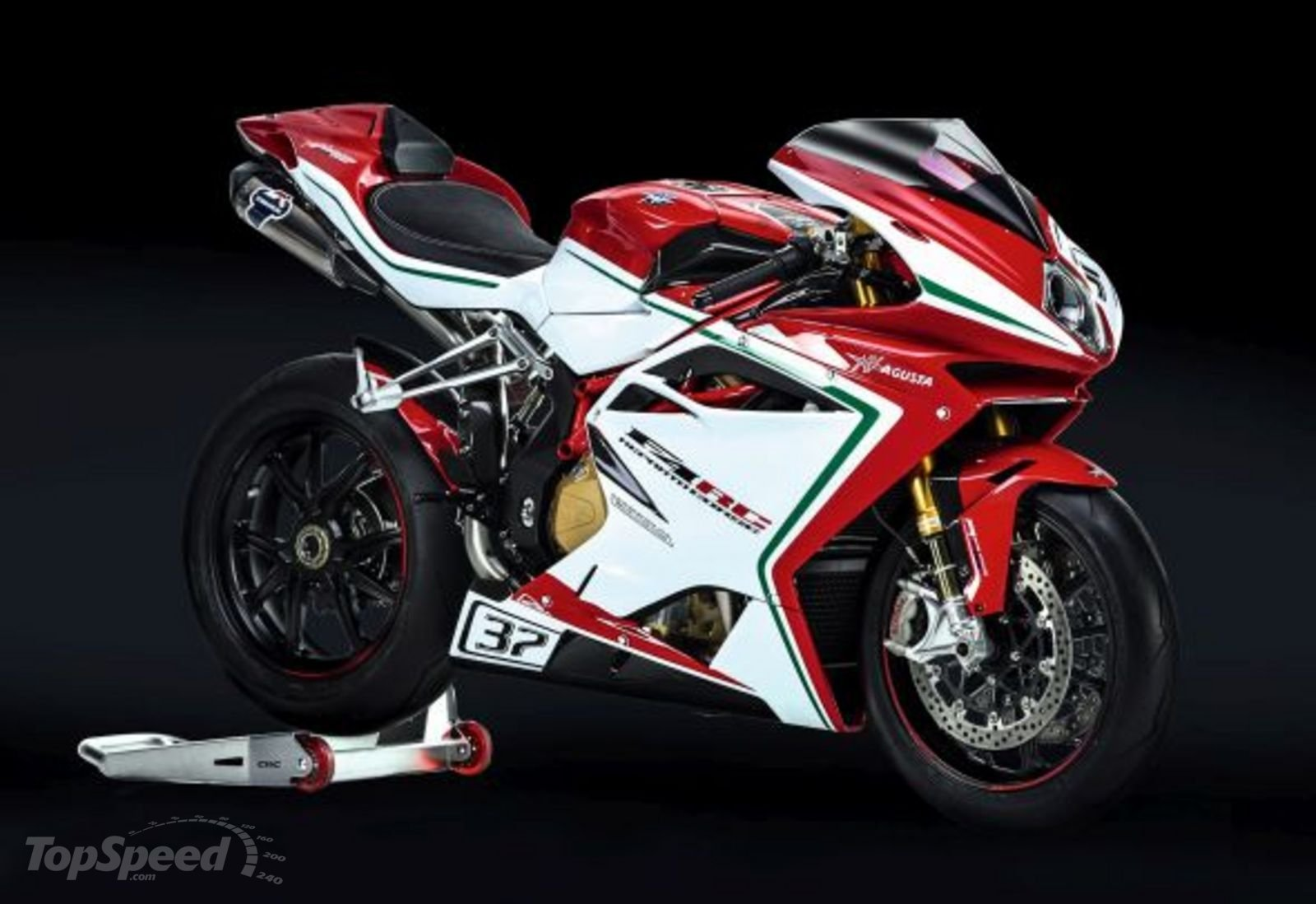 2015 Mv Agusta F4 Rc Review Top Speed