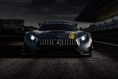 Mercedes AMG GT3 Ultra-High-Performance Preview