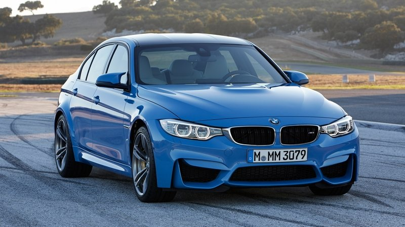 BMW M3 500 Horsepower Electric Superchargers