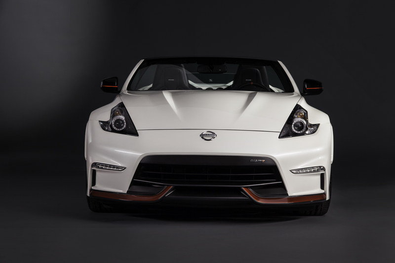 2015 Nissan 370Z Nismo Roadster Concept High Resolution Exterior - image 616661