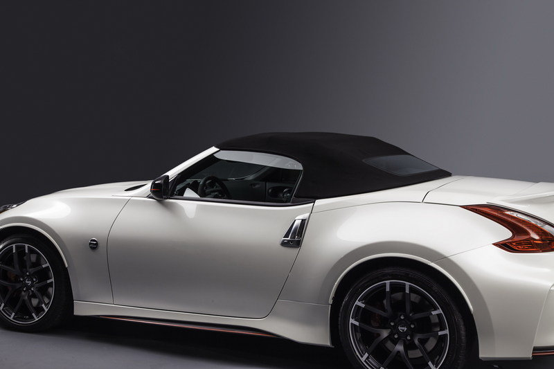 2015 Nissan 370Z Nismo Roadster Concept Exterior - image 616663